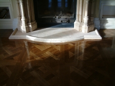 1. Stained Parquet Harkaway