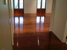 2. Jarrah Stain on Messmate South Yarra
