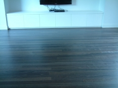 2. Messmate Floorboards Ebonized Oak Stain 2