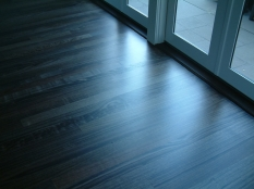 2. Messmate Floorboards Ebonized Oak Stain 3