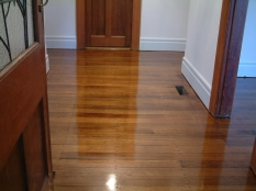 2. Teak Stain on Tasmanian Oak Camberwell