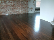 2 Wenge Stain on Tasmanian Oak North Melbourne