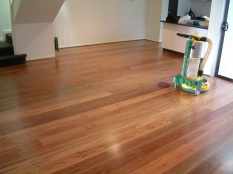 3. Spotted Gum Floorboards Carlton