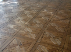 3. Stained oak panels Toorak