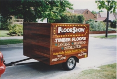 4. Floorshow Mobile Showroom 1994